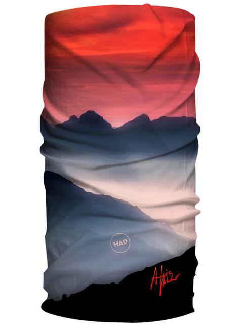 HAD Originals Artist Design Ochrona szyi szary/czerwony